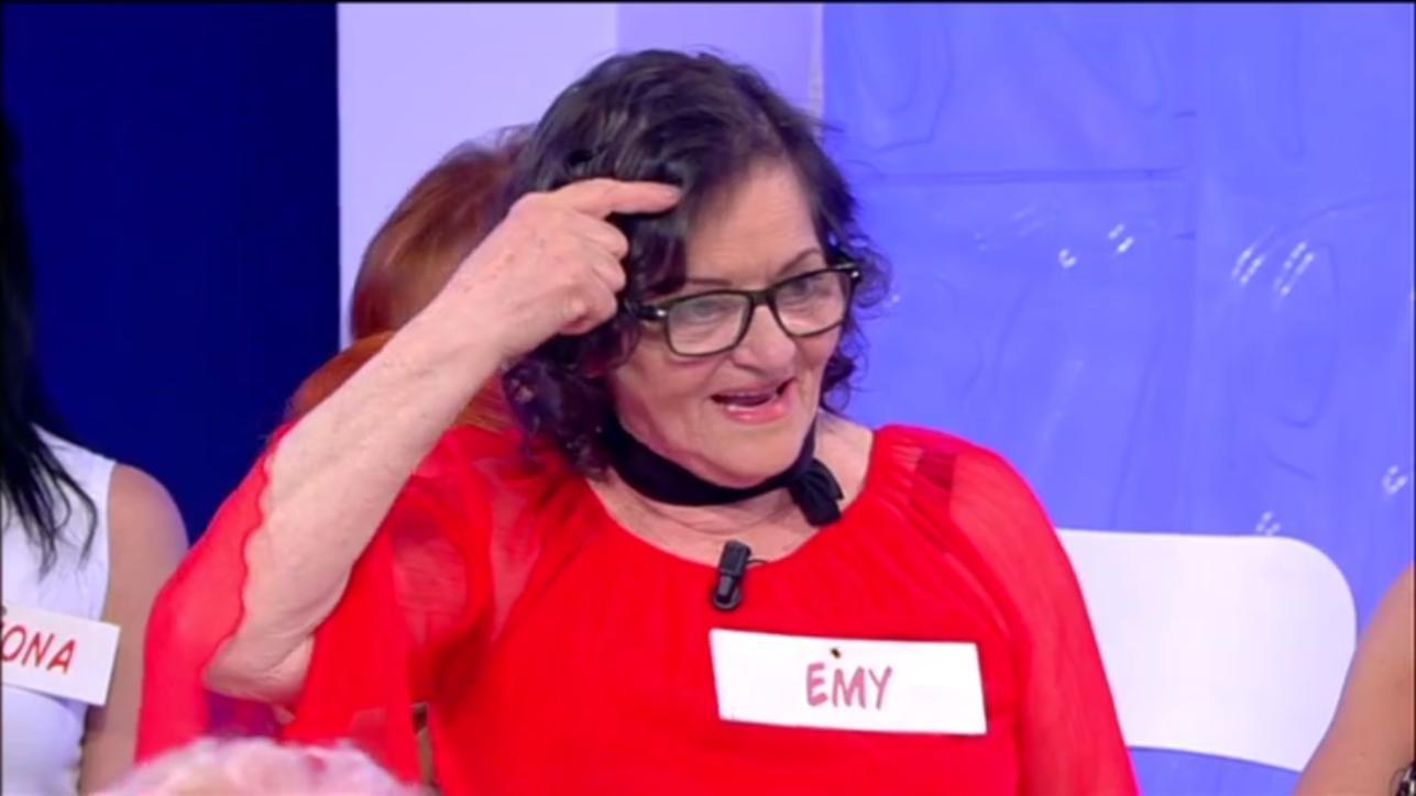Trono Del Uomini Contro E Emy Filippi Infuriata Maria De Donne xoerBdC