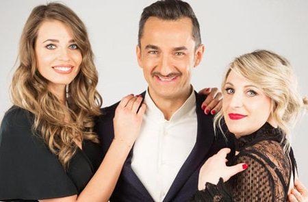 Tutto su 90 Special: lo show sugli anni Novanta con Nicola Savino, Katia Follesa, Ivana Mrazova e… Cristiano Malgioglio!