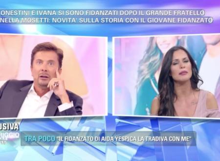 Pomeriggio Cinque – Scoppia la lite tra Antonella Mosetti e Riccardo Signoretti!