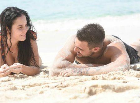 L'isola dei famosi: Francesco Monte ed il bacio a sorpresa; Francesca Cipriani e la carta igienica; un prossimo ritiro?