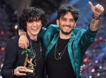 Le reazioni di Ermal Meta e Fabrizio Moro dopo la vittoria al Festival di Sanremo!
