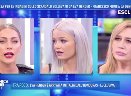 """Domenica Live – È bufera sul """"caso Henger"""" a L'isola dei famosi!"""