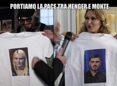 Le Iene provano a far fare pace a Francesco Monte ed Eva Henger!