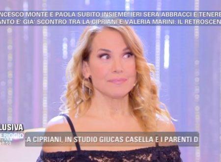 Pomeriggio Cinque: Barbara d'Urso e la frecciatina ad Alessia Marcuzzi!