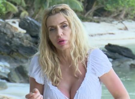 L'isola dei famosi: Valeria Marini sclera contro Alessia Mancini e scoppia la lite!