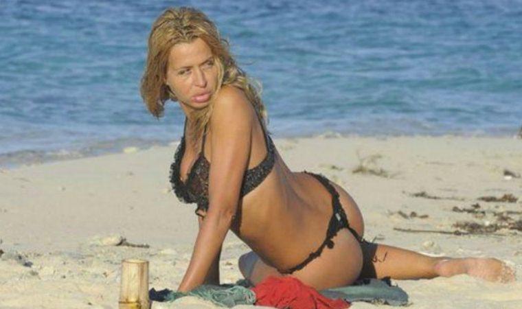 """Valeria Marini CHOC: """"Porterò il sesso sull'Isola dei famosi!"""""""
