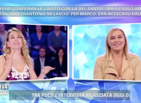 Lory Del Santo e le nuove rivelazioni su Marco Ferri!
