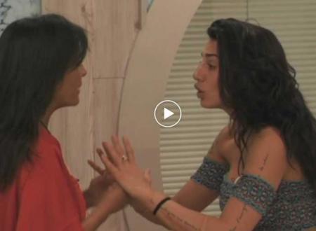 """GF – È già lite tra Aida e Patrizia: """"Mi hai mentito!"""""""