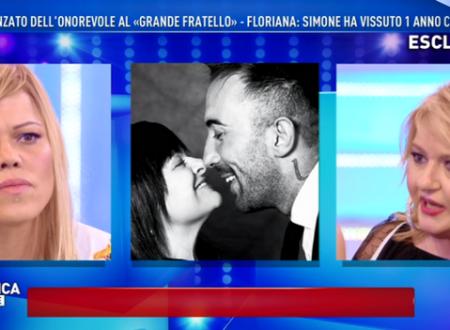 """Domenica Live – Floriana Secondi e la confessione su Simone Coccia del GF: """"L'ho denunciato! Potrei rovinarlo"""""""