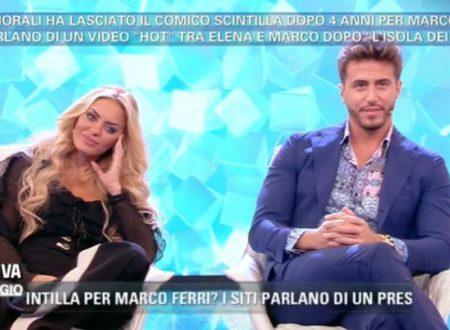 Elena Morali e Marco Ferri sono una coppia?