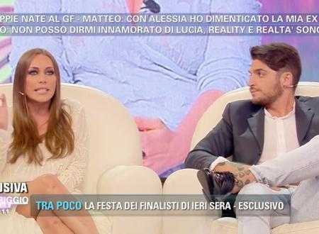 Pomeriggio Cinque – Karina Cascella mette a tacere Luigi Favoloso!