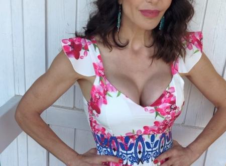 Nuovo amore per Carmen Di Pietro: il fidanzato ha 11 anni meno di lei!