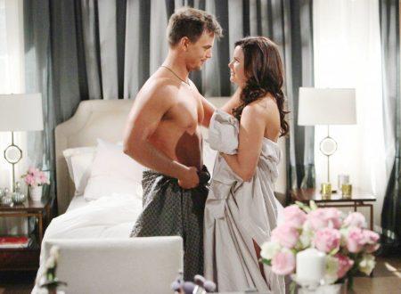 Beautiful – Anticipazioni: Quinn scopre suo figlio a letto con la sua matrigna!